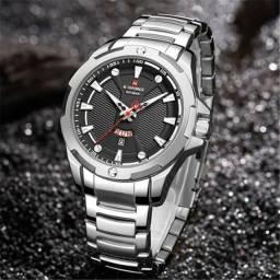 Relógio NAVIFORCE ORIGINAL NOVO / FAZEMOS ENTREGA