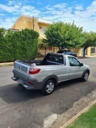 Fiat Strada Hard Working 1.4 Flex 2016/2017 Completa