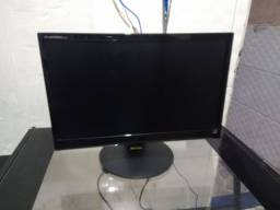 Monitor LG 22 Full HD com HDMI base giratório