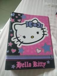 Fichário hello kitty