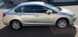 Honda Civic LXS, completo, 2013