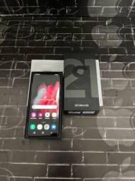 Samsung Galaxy S21+Ultra 256 Gigas Preto 1 Mês De Uso