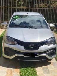 Toyota Etios Sedan Etios Sedan X 1.5 (Flex)