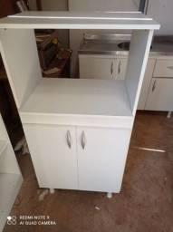 Balcão de forno e microondas ENTREGO 9- *