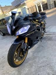Yamaha R6 600 top demais