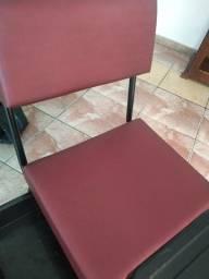 Cirandinha. Cadeira de manicure e pedicure.