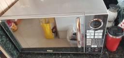 Vendo microondas Philco espelhado 30L