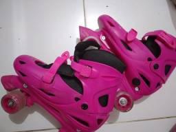 patins bel salvador quatro rodas