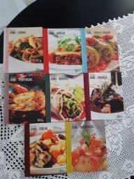 Coleção Cozinha do Mundo