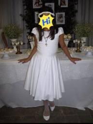 Vestido de Primeira Eucaristia