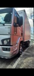 Ford cargo 816 3/4 baú