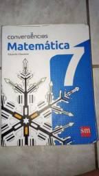 Livro de matemática 7° ano, Convergências, editora SM