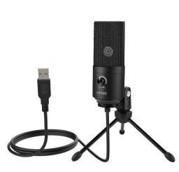 Microfone Condensador Usb Fifine K669 - Original/Lacrado
