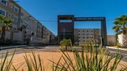 Apartamento para Venda em Várzea Grande, Centro-Sul, 2 dormitórios, 1 banheiro, 1 vaga
