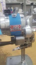 Maquina de cortar tecidos faca 8 pol.