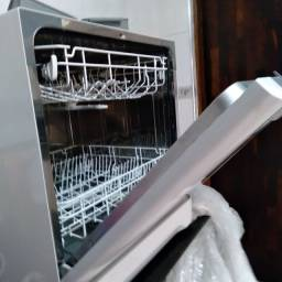 Lava louças  eletrolux  8 serviços