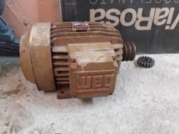 Motor Serra Circular 5cv trifásico 220/380