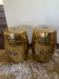 GARDEM dourado  NOVO