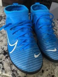 Chuteira Nike infantil