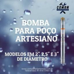 Bomba Caneta/Palito para poço Artesiano Worker - Frete Grátis