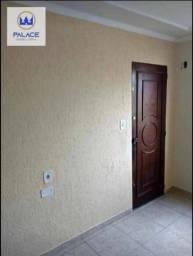Apartamento com 2 dormitórios para alugar, 46 m² por R$ 600/mês - Jardim Nova República -