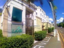 Apartamento no condomínio Spazio La Villecom 2 dormitórios à venda, 46 m² por R$ 182.000 -