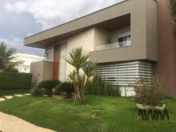 Sobrado com 3 suítes à venda, 401 m² por R$ 3.500.000 - Jardins Madri - Goiânia/GO