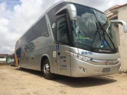 Vendo ônibus Paradiso 1.200 G7 - Volvo 340
