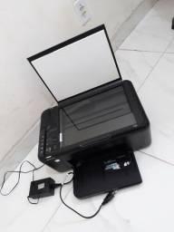 Impressoras HP coloridas