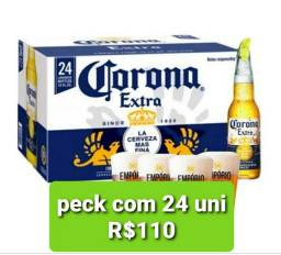 Corona na promoção