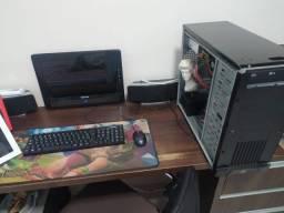 Computador Quadcore Completo