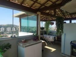 Cobertura à venda com 3 dormitórios em Santa mônica, Belo horizonte cod:5581