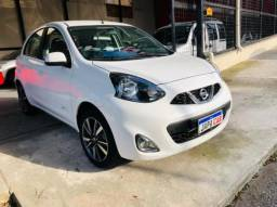 Nissan MARCH SL 1.6 16V FlexStart 5p Aut. 2018/2018