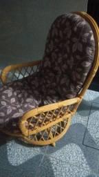 Cadeiras em Bambu