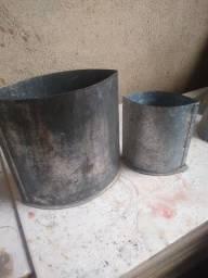 Formas para velas artesanais
