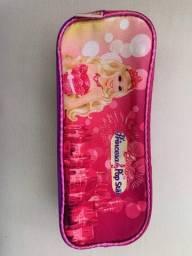 Estojo Sestini Barbie 3 Repartições