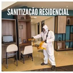 SANITIZAÇÃO RESIDENCIAL EM MANAUS