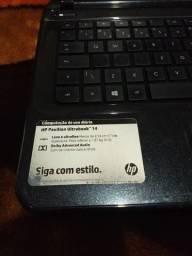 Notebook HP Pavilion Sleekbook 14 i5