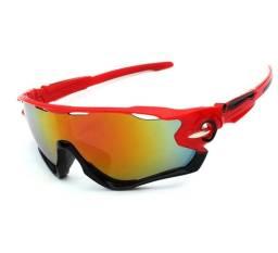 Óculos esportivo  bike corrida  Casual uv400