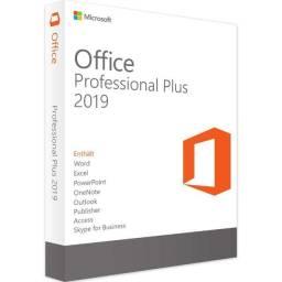 Office 2019 pro plus (licença vitalicia) - Original