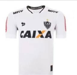 Camisa  do Atlético ano 2016 ,branca!