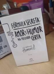 Química De Humor Natura Na Promoção