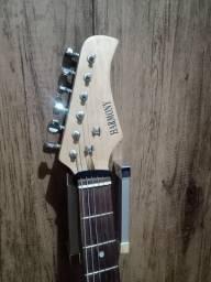Guitarra Tagima + Amplificador Meteoro MG15 + Pedaleira zoom GX1
