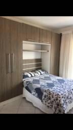 Apartamento com suite e sacada