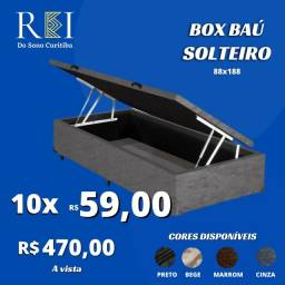 Box Baú Solteiro
