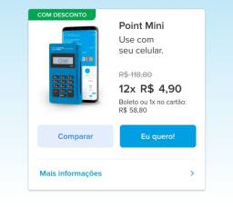 Point mini mercado pago
