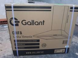 Coifa Parede Gallant Venezia Piramidal Inox 60cm