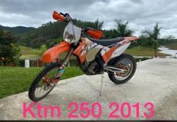 Ktm 250 2013