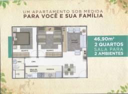 Alugo Apartamento Aconchegante no Condomínio Reserva Indianópolis