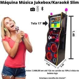 aluga-se máquina de música.